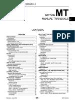 Caja Manual Sentra