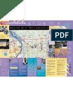Philadelphia Bicycle Map-Center City Philadelphia