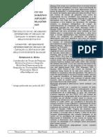 Artigo Terra Livre