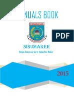 Sisumaker User Manuals Cover