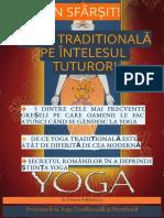 Yoga Pe Intelesul Tuturor - Yoga Romania