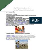 ACTIVIDADES ESCOLARE1