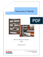 Manual Técnico para el Tablerista