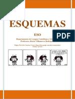 Cuaderno de Esquemas ESO