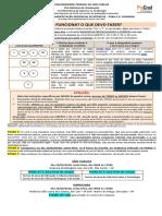 UFSCAR - MANIFESTAÇÃO PRESENCIAL DE INTERESSE –  2a CHAMADA