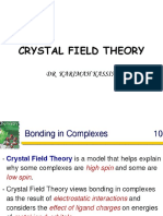 crystal field theory 2