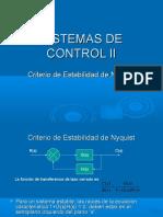 02-Criterio de Estabilildad Nyquist