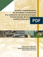 Zoocria CITES