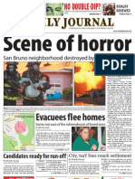 0910 issue of the Daily Journal