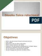 BD T3 DiseñoFísicoRelacional