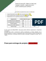 Roteiro Projeto de Instalações Elétricas Prediais 3.2045_1M