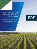 Agronegocios Situacion Agricola y Complejo Cerealero Oleaginoso