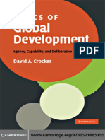 David A. Crocker-Ethics of Global Development_ Agency, Capability, and Deliberative Democracy-Cambridge University Press (2008).pdf