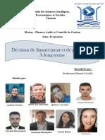 exposé décision finanacement et placement a long terme.pdf