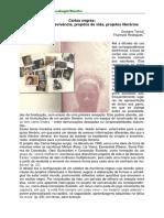 TANUS-RODRIGUES - Cartas Negras- Notícias Da Escrevivência, Projetos de Vida, Projetos Literários