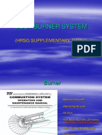 Duct Firing System