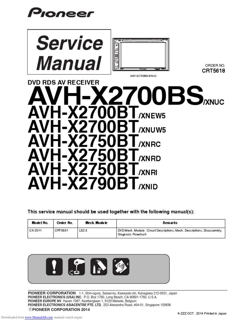 Funky Diagram Pioneer Wiring Avh X3800 Ideas - Wiring Diagram Ideas ...