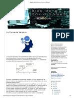 Blog de David Gómez_ La Curva de Vandura Artículo