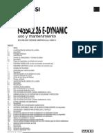 Fassi F455a 2.26 E-dynamic