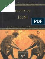 Platon - Bütün Eserleri 3 & Ion