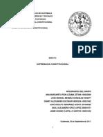 Ensayo Supremacia Constitucional 1.docx