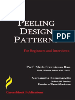 Peeling Design Patterns for Beginners Narasimha Karumanchi8091(Www.ebook Dl.com)
