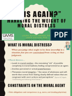 this again - managing the weight of moral distress lgg jw