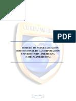 Modelo de Autoevaluacion Institucional 2015 Con Acuerdo