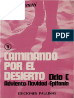 BENNETTI, Santos - Caminando por el desierto 01 (ciclo C).pdf