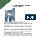 Ioan Călmașul - Boierul Moldovean, Fondatorul Dinastiei Callimachi