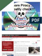 Ethics Anti Piracy