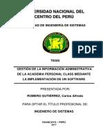 Otros Huancayo 2017