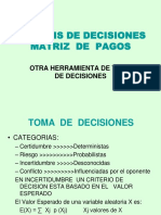 04A. Analisis de Decisiones