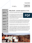 September 2009 Tauranga, Royal Forest and Bird Protecton Society Newsletter