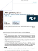 JPM - Decrypting Cryptocurrencies