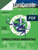 Revista Meio Ambiente Industrial Sustentavel