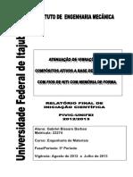 Relatório Final PIVIC - Gabriel Barban - 22274