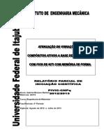 Relatório Parcial PIVIC - Gabriel Barban - 22274