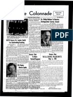 The Colonnade, May 6, 1954