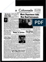 The Colonnade, October 28, 1955