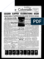 The Colonnade, November 18, 1955