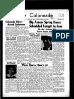 The Colonnade, April 14, 1956