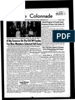 The Colonnade, October 11, 1958