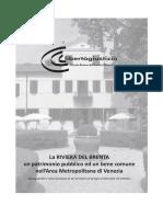 Relazione di Libertà e Giustizia al convegno sulla Riviera Del Brenta