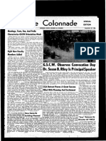 The Colonnade, May 10, 1960