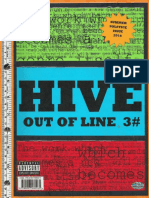 HIVE 3#  'Out of Line'