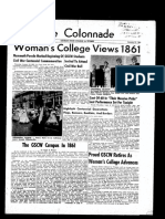 The Colonnade, January 21, 1961