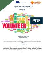 Integration Through EVS-call for Participants