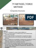 Flexibility Method (Composite Structures)
