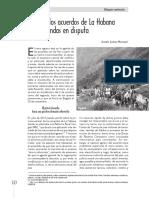 El Agro, Los Acuerdos de La Habana y La Agenda en Disputas - Aurelio Suárez